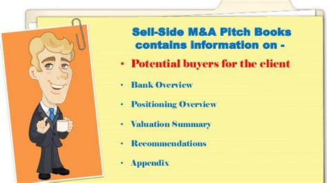 sell side mandate template sell side pitchbook template