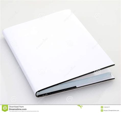 on the book stock photos blank book cover royalty free stock photography image 11313177