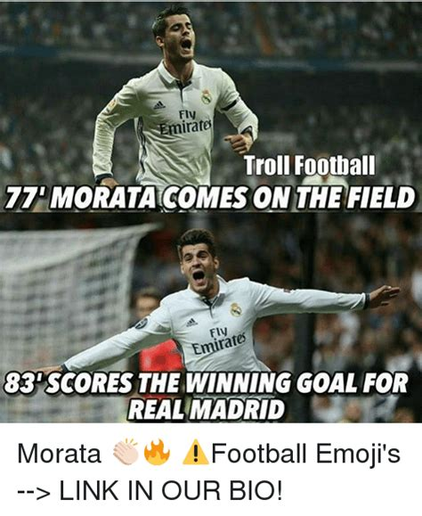 Troll Football Memes - 25 best memes about real madrid troll and trolling