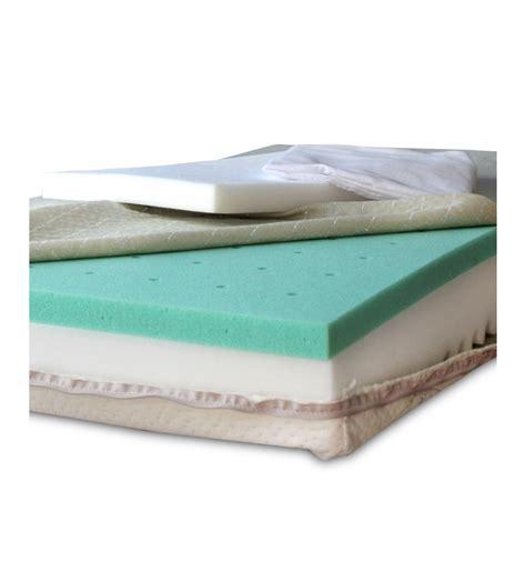 materasso antisoffoco materasso per bambini in memory foam da 12 cm cuscino