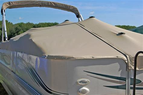 pontoon boat covers with vents boat cover support pole with vent pole vent