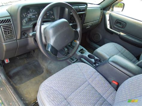 Jeep Sport Interior by Agate Interior 1999 Jeep Sport 4x4 Photo