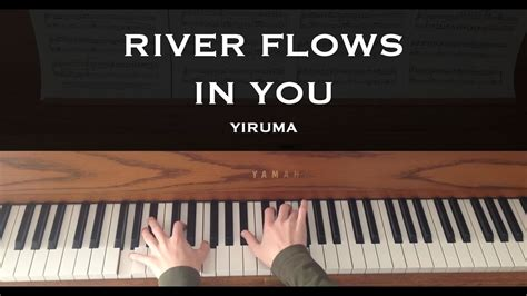 youtube tutorial river flows in you river flows in you piano tutorial the piano gal youtube