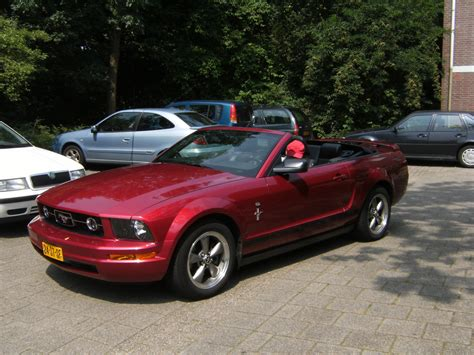 2006 v6 mustang horsepower 2006 ford mustang v6