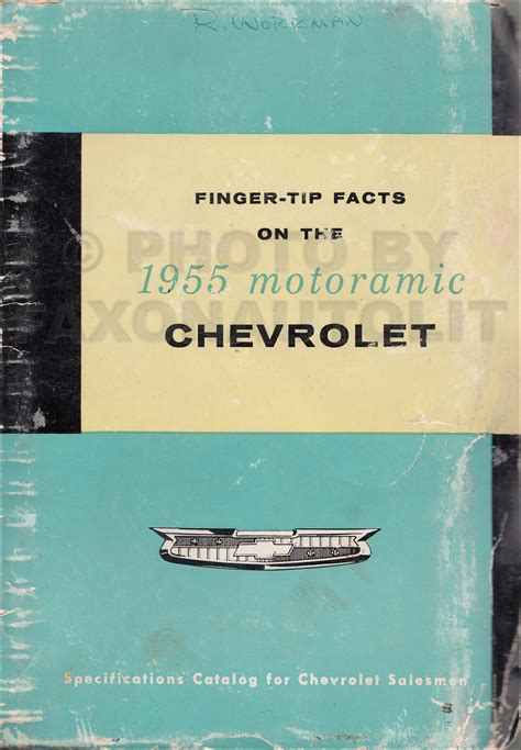 automatic sprinkler protection classic reprint books 1955 chevrolet reprint options accessories list