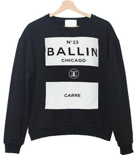Hoodie Bodypack Hitam 2 Zemba Clothing ballin sweatshirt