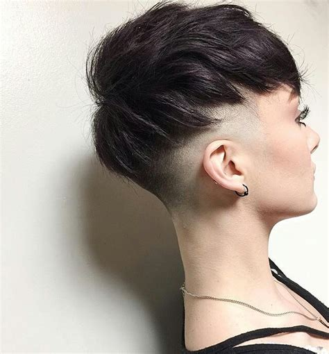 pixie haircutd with short neckline 10 hottest short haircuts for women 2018 short