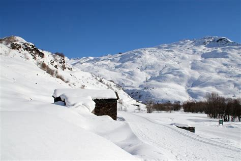 Office Du Tourisme Martin De Belleville by Ski De Fond Aux Menuires St Martin De Belleville Les