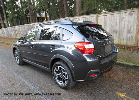 subaru crosstrek 2016 dark grey 2016 subaru crosstrek exterior photo page 1 2016 models