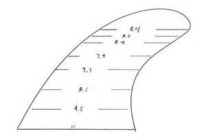 surfboard fin template winter surfboard order thread 2014 2015 design forum
