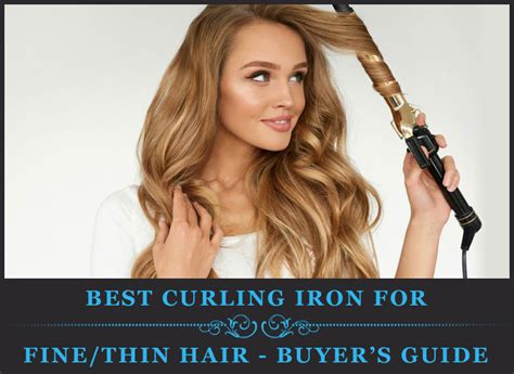 best curling iron for short fine hair best coloring fine thin hair pictures triamterene us