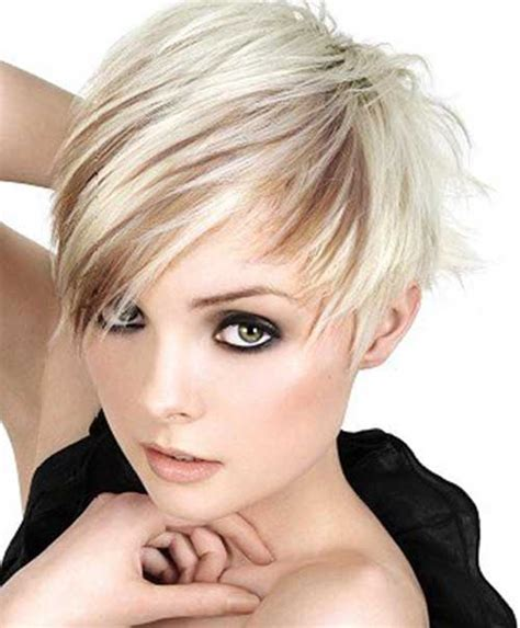 Short Hairstyles Asymmetrical Cut | really trendy asymmetrical pixie cut short hairstyles