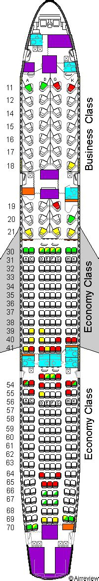 cathay pacific seat map cathay pacific a330 300 a33e seating plan