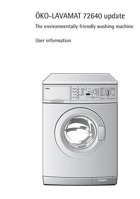 aeg washing machine schematic diagram circuit and