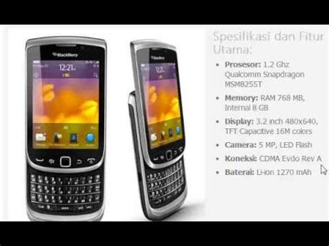 Blackberry Torch 2 9810 Slide Hp Bb 9810 Slide harga hp blackberry torch 9810