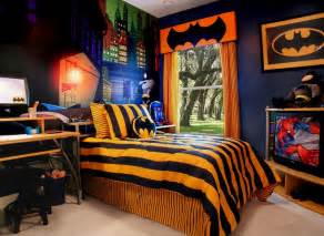 pictures of bedrooms decorating ideas batman bedding and bedroom d 233 cor ideas for your