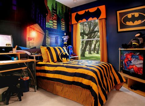 themed bedroom decor batman bedding and bedroom d 233 cor ideas for your