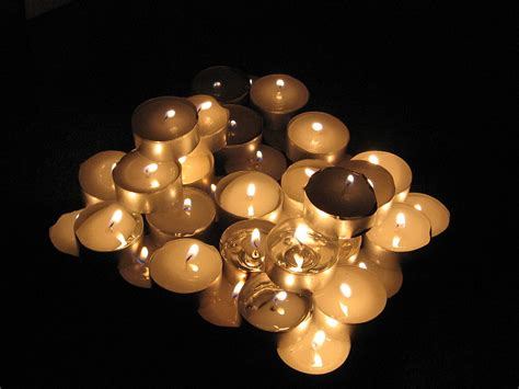 tea lights tealight