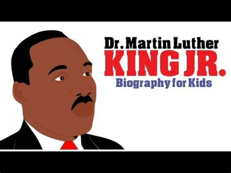 martin luther king biography for students mlk the king and his dream vidoemo emotional video unity