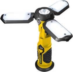 light work stanley satellite led worklight