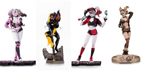 in color dc lineup dc collectibles announces february 2019 lineup