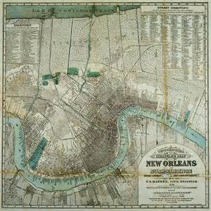 map new orleans turtle cove louisiana wetlands wanderer