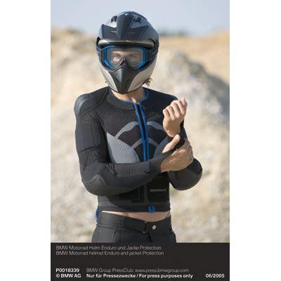 Bmw Motorrad Enduro Jacket by Bmw Motorrad Helmet Enduro And Jacket Protection 06 2005