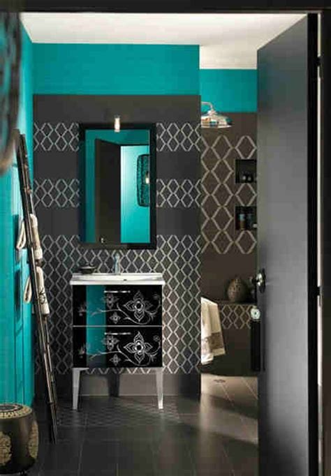 gray and turquoise bathroom grey and turquoise bathroom colours turquoise color