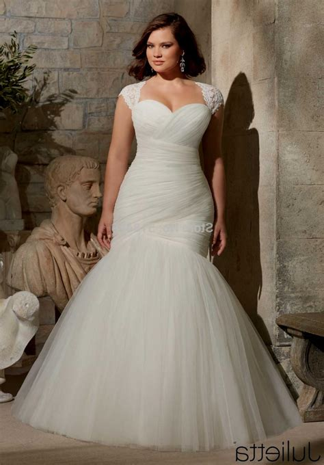 wedding dress mermaid plus size World dresses