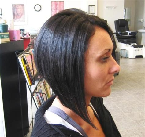 drastic a line haircut pictures aline hairstyles pictures short hairstyle 2013