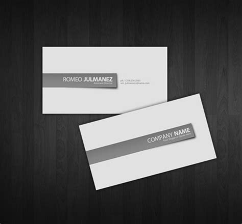 sided business card template photoshop business card design starter kit showcase tutorials
