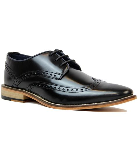 healy sneakers goodwin smith healy retro derby shoes in black