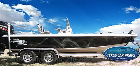 boat wraps texas eagle ford graphics