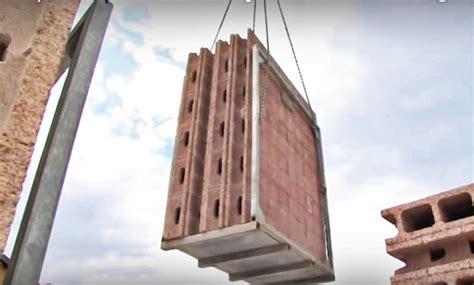 beton fertigwand holzbeton mauerstein f 252 r hausbau und l 228 rmschutzwand