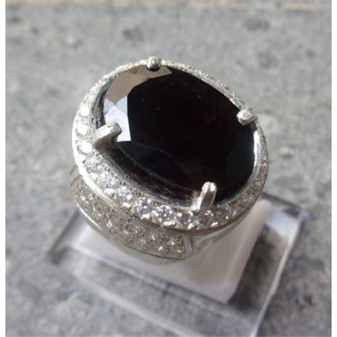 Cincin Nama Black cincin mustika black magic keberuntungan toko mistik