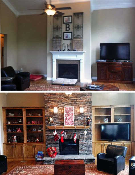 before and after home makeover 12 exemples 171 avant apr 232 s 187 pour un relooking maisons