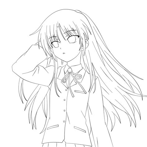anime angel girl coloring pages anime angel girl coloring pages cartoon download cartoon