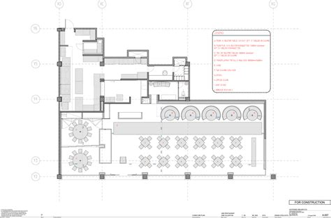 restaurant floor plan layout architecture photography c 0 projects 807 majestic