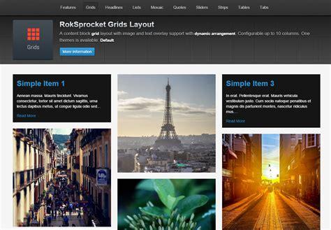 blog layout module joomla joomla 3 x blog layout responsive image grid