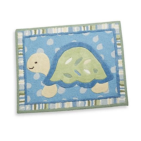 Turtle Reef Baby Crib Bedding By Cocalo Cocalo Baby 174 Turtle Reef Decorative Area Rug Buybuy Baby
