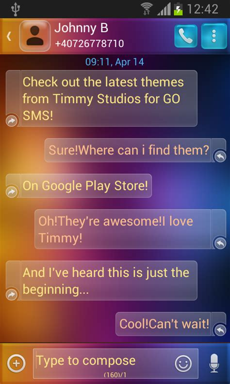 sms themes for android free go sms theme for android android apps on play