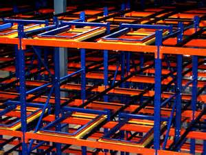 our push back racking systems allow you to maximize
