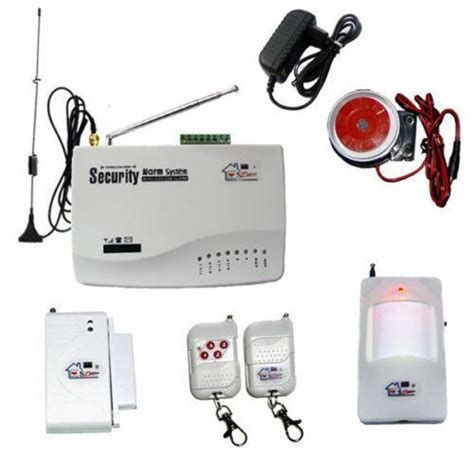 parts accessories home security alarm system 315mhz
