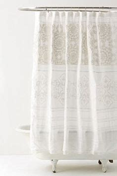 sparkle shower curtain anthropologie love on pinterest anthropologie green necklace and herb