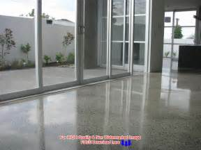 Why polished concrete floors are popular acadian house plans