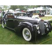 Delage D8 120S At The Greenwich Concours  Mind Over Motor
