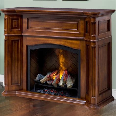 How To Place Firewood In Fireplace by Electric Log Set Insert Dimplex Silverton Dimplex