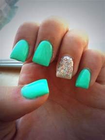 mint color nails do it yourself quot nail out quot summer nail