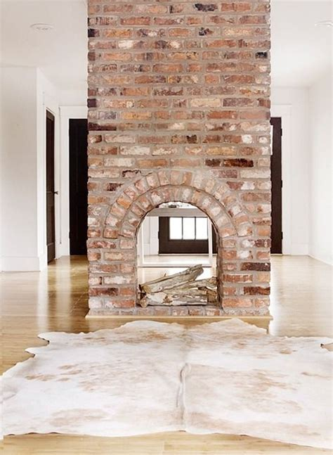 Brick Fireplace by Brick Fireplace Design Ideas
