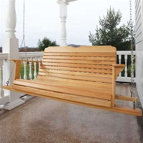 woodcraft magazine outdoor loving porch swing